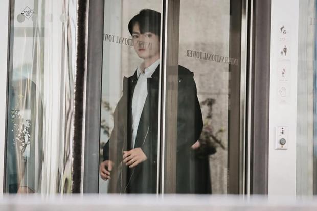 Hứa Khải lần đầu để tóc nấm như trai Hàn trên phim, trẻ đẹp thơm bơ nhưng fan sợ anh thành con Dương Mịch mất! - Ảnh 10.