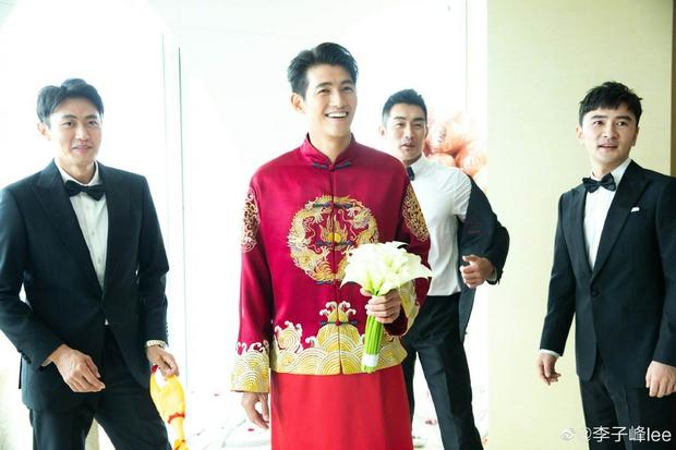 Đám cưới hot nhất Cbiz hôm nay: Dạ Hoa từng cắm sừng Trương Thiên Ái tổ chức hôn lễ sau 1 tháng cầu hôn bạn gái - Ảnh 4.