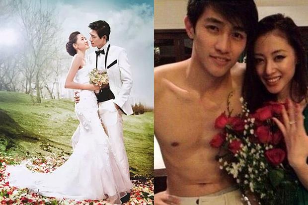 Đám cưới hot nhất Cbiz hôm nay: Dạ Hoa từng cắm sừng Trương Thiên Ái tổ chức hôn lễ sau 1 tháng cầu hôn bạn gái - Ảnh 11.