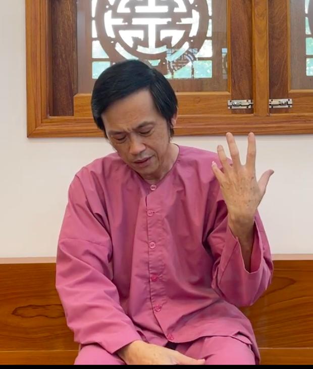 Xuân Lan công khai tin nhắn của NS Hoài Linh, hé lộ tình trạng nam danh hài hiện tại sau lùm xùm từ thiện - Ảnh 4.