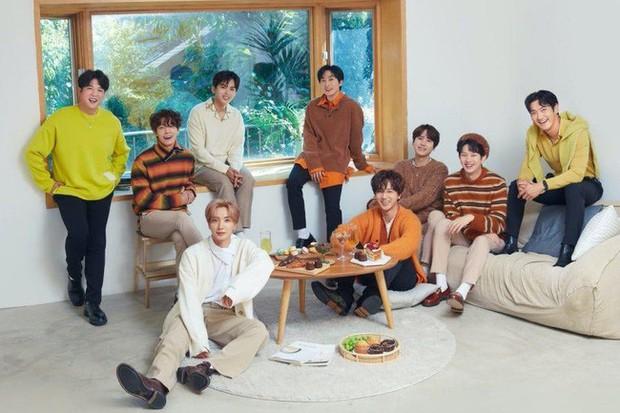 Boygroup Kpop bán chạy album nhất 21 năm qua: 4 nhóm nhà SM áp đảo, cạnh tranh cực căng với BTS, BIGBANG hạng thấp bất ngờ - Ảnh 6.