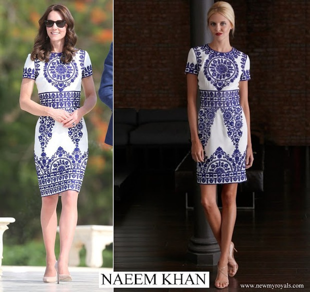 Công nương Kate lên đồ thì chỉ có đỉnh, ngồi ngắm mà thấy xịn hơn cả người mẫu chuyên nghiệp - Ảnh 4.