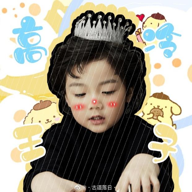 Fan Việt phát rồ vì sao nhí đáng yêu ở phim ngôn tình Hạ Tiên Sinh, thu về 73 nghìn like với hai má bánh bao trắng mềm - Ảnh 11.