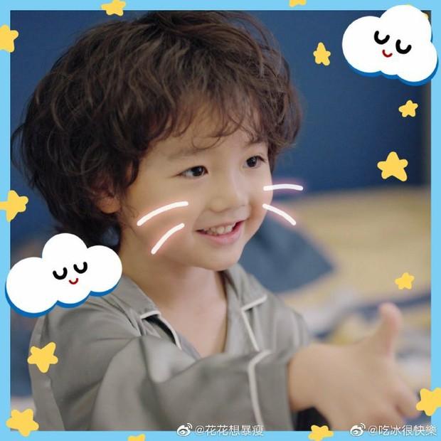 Fan Việt phát rồ vì sao nhí đáng yêu ở phim ngôn tình Hạ Tiên Sinh, thu về 73 nghìn like với hai má bánh bao trắng mềm - Ảnh 10.
