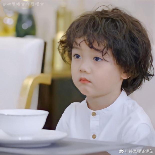 Fan Việt phát rồ vì sao nhí đáng yêu ở phim ngôn tình Hạ Tiên Sinh, thu về 73 nghìn like với hai má bánh bao trắng mềm - Ảnh 4.