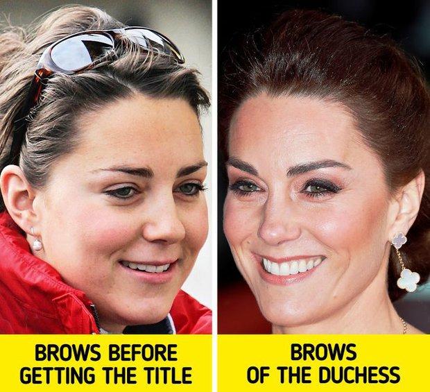 Luật làm dâu hoàng gia: Thành công nương là phải đổi hết thói quen làm đẹp, người lột xác nhất là Kate Middleton - Ảnh 1.