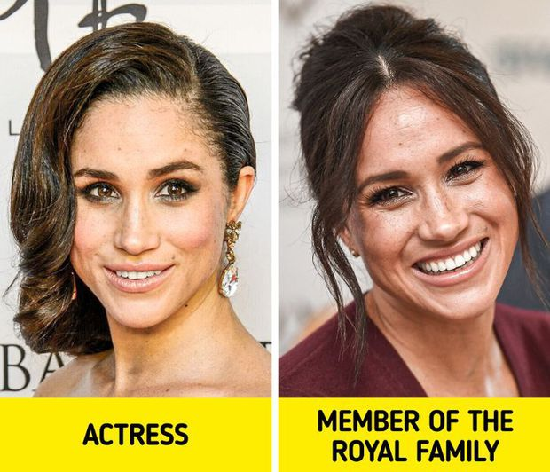 Luật làm dâu hoàng gia: Thành công nương là phải đổi hết thói quen làm đẹp, người lột xác nhất là Kate Middleton - Ảnh 4.