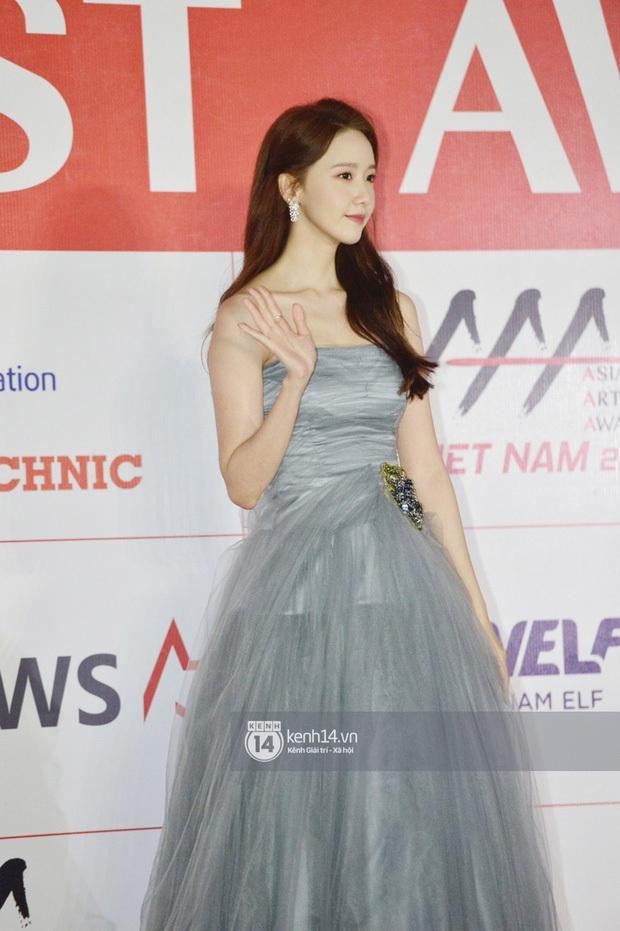 2 siêu thảm đỏ tầm cỡ châu lục ở Việt Nam hồi chưa Cô Vy: Yoona, Park Min Young, TWICE đổ bộ AAA, Wanna One và dàn sao náo loạn MAMA - Ảnh 12.