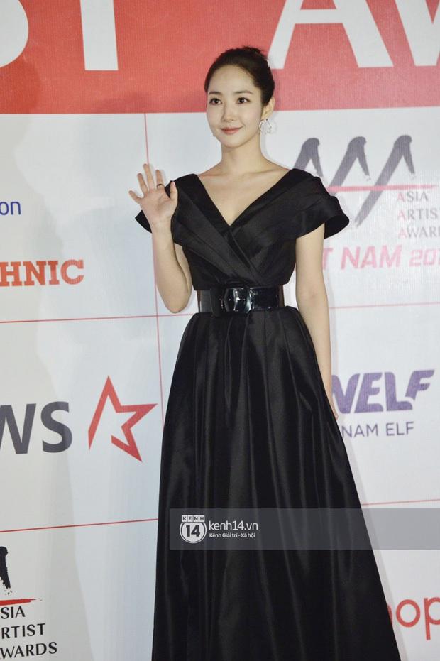 2 siêu thảm đỏ tầm cỡ châu lục ở Việt Nam hồi chưa Cô Vy: Yoona, Park Min Young, TWICE đổ bộ AAA, Wanna One và dàn sao náo loạn MAMA - Ảnh 13.