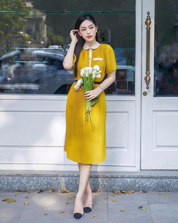 Đồ local brand sao Việt vừa diện: Đủ váy áo từ sexy đến lady chanh sả chị em nhất định chấm được vài bộ - Ảnh 9.
