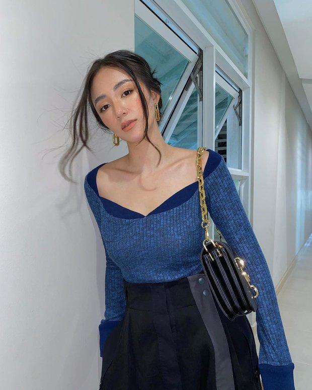 Đồ local brand sao Việt vừa diện: Đủ váy áo từ sexy đến lady chanh sả chị em nhất định chấm được vài bộ - Ảnh 3.