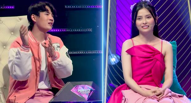 Bị Phí Ngọc Hưng từ chối ở show hẹn hò, em gái Zero9 bất ngờ nhận lời một chàng trai khác ngay trên sân khấu! - Ảnh 2.