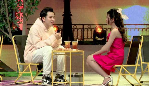 Bị Phí Ngọc Hưng từ chối ở show hẹn hò, em gái Zero9 bất ngờ nhận lời một chàng trai khác ngay trên sân khấu! - Ảnh 3.