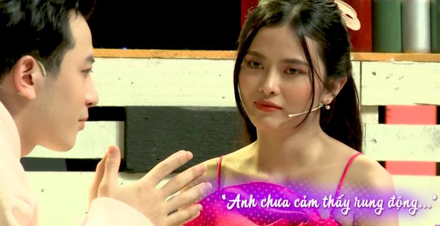 Bị Phí Ngọc Hưng từ chối ở show hẹn hò, em gái Zero9 bất ngờ nhận lời một chàng trai khác ngay trên sân khấu! - Ảnh 6.