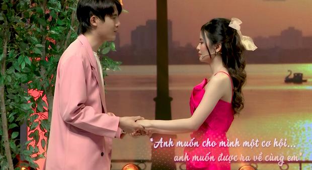 Bị Phí Ngọc Hưng từ chối ở show hẹn hò, em gái Zero9 bất ngờ nhận lời một chàng trai khác ngay trên sân khấu! - Ảnh 8.