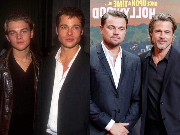 Dàn mỹ nam huyền thoại giờ ra sao: Tom Cruise, Brad Pitt U60 vẫn phong độ, Leonardo bị ngải heo nhập chưa bằng loạt nam thần hói dần đều - Ảnh 9.
