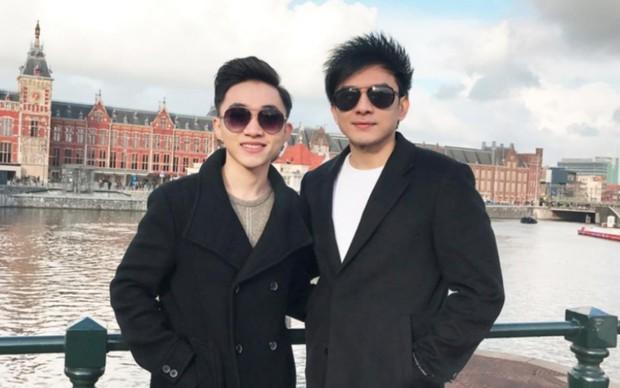 Đan Trường và Trung Quang thường xuyên mặc đồ đôi, trò cưng khẳng định nam ca sĩ là người thầy quan trọng nhất - Ảnh 7.