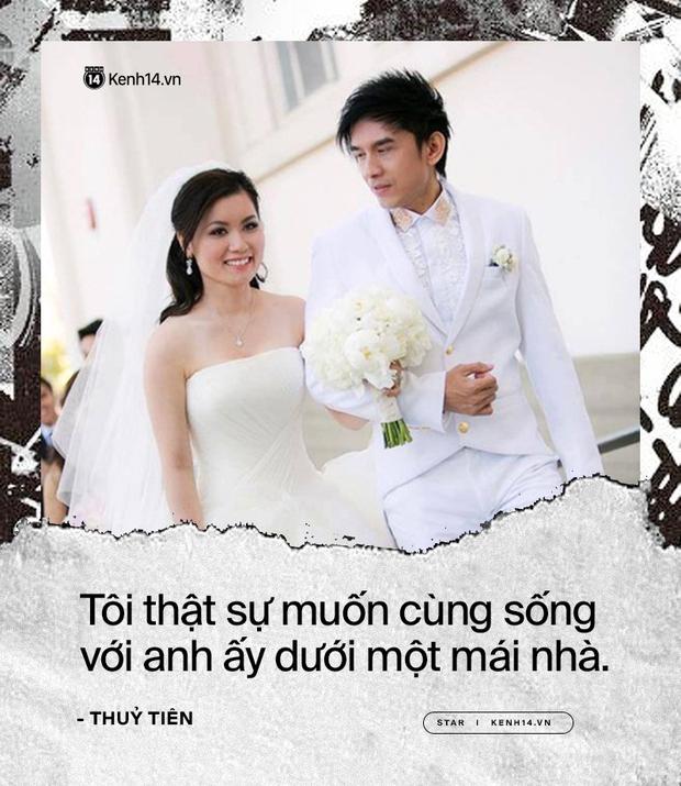 Đan Trường - Thuỷ Tiên và những phát ngôn bóc trần hôn nhân: Nhịn nhiều, học hỏi cũng nhiều vì mong ước chung về 1 mái nhà - Ảnh 3.