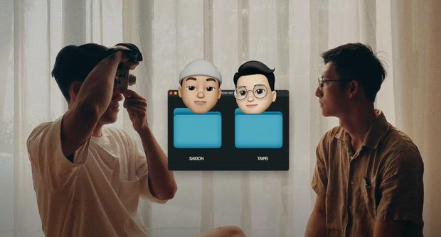 Hai chàng trai gây sốt với chuyện tình ngọt ngào: Dùng Google dịch để giao tiếp, bay từ Sài Gòn tận sang Đài Bắc gặp dù không biết rõ đối phương ở đâu - Ảnh 2.