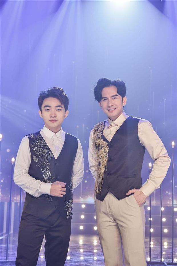 Đan Trường và Trung Quang thường xuyên mặc đồ đôi, trò cưng khẳng định nam ca sĩ là người thầy quan trọng nhất - Ảnh 6.
