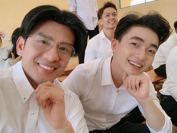 Đan Trường và Trung Quang thường xuyên mặc đồ đôi, trò cưng khẳng định nam ca sĩ là người thầy quan trọng nhất - Ảnh 5.
