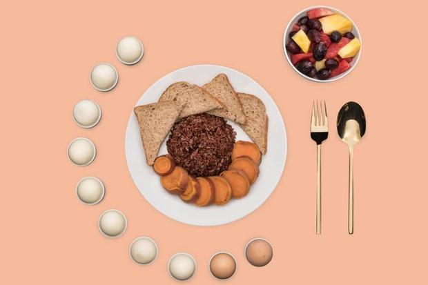 Bật mí bữa ăn sáng của Hoàng Xuân Vinh và những nhà vô địch Olympic - Ảnh 4.
