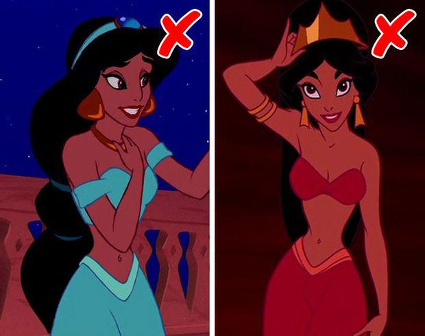 6 sai lầm Disney nhắm mắt cho qua: Elsa đáng lẽ đã chết, thảm khốc nhất chính là sự dã man của Hercules với vợ con - Ảnh 6.