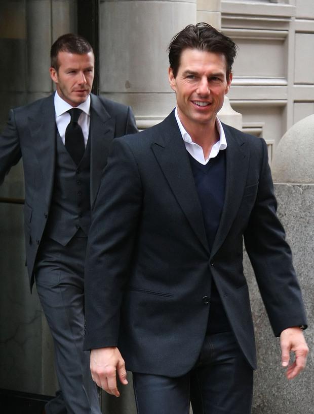 Dàn mỹ nam huyền thoại giờ ra sao: Tom Cruise, Brad Pitt U60 vẫn phong độ, Leonardo bị ngải heo nhập chưa bằng loạt nam thần hói dần đều - Ảnh 27.