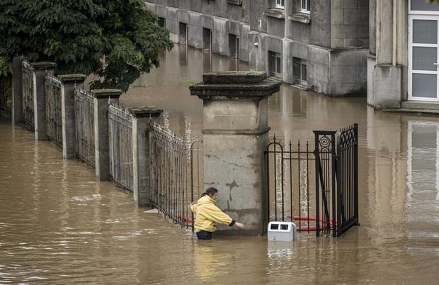 Số nạn nhân tử vong trong trận mưa lũ lịch sử ở Đức và Bỉ tăng lên 170 người - Ảnh 7.