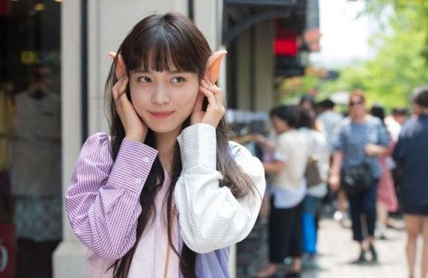 4 phù thủy xinh đẹp trên màn ảnh Hàn: Visual cực phẩm giúp mợ ngố Song Ji Hyo lấn át các đàn em - Ảnh 8.