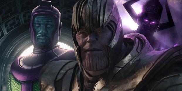 Phản diện mới của Marvel từng giết chết Thanos chỉ trong 1 nốt nhạc mà vô cùng tàn nhẫn, không tin vào đây mà xem! - Ảnh 1.