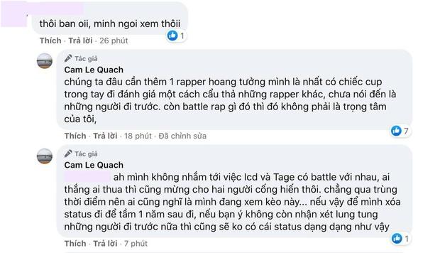 Kimmese bất ngờ nhận xét ICD rap buồn ngủ như cục pin yếu, ẩn ý việc đàn em hoang tưởng khi giành giải Quán quân? - Ảnh 5.