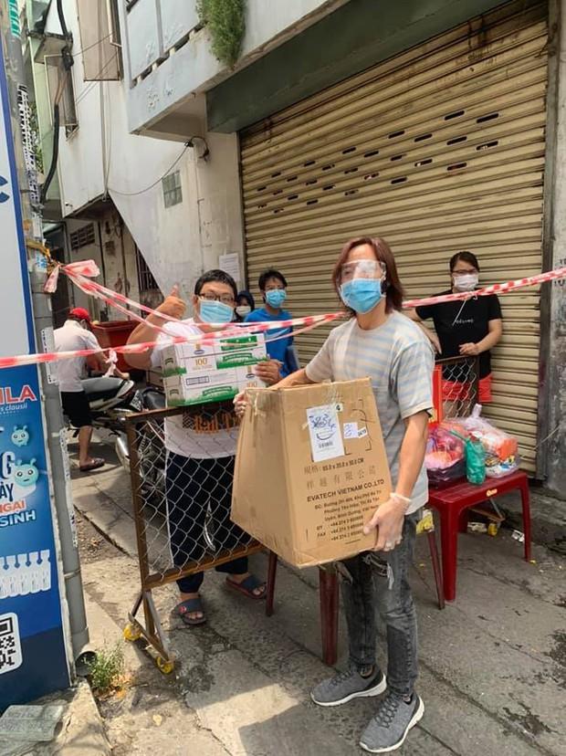 Bị xỉa xói kinh doanh nghề từ thiện giữa mùa dịch, Việt Hương đáp căng và sẵn sàng đối chất với cơ quan chức năng - Ảnh 2.