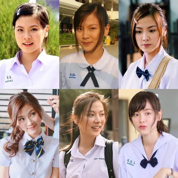 12 năm nhan sắc Baifern (Chiếc Lá Bay) qua 6 ảnh đồng phục: Nữ thần chống lại thời gian, U30 còn trẻ đẹp hơn hồi 17 tuổi - Ảnh 8.