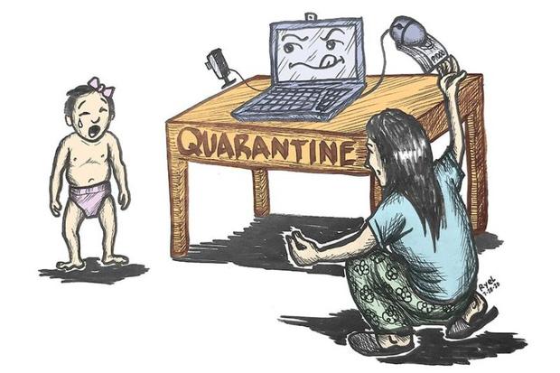 Xin mẹ hãy cứ ở trong tù: Bi kịch của những đứa trẻ bị chính cha mẹ đẩy vào con đường lạm dụng tình dục online - Ảnh 4.