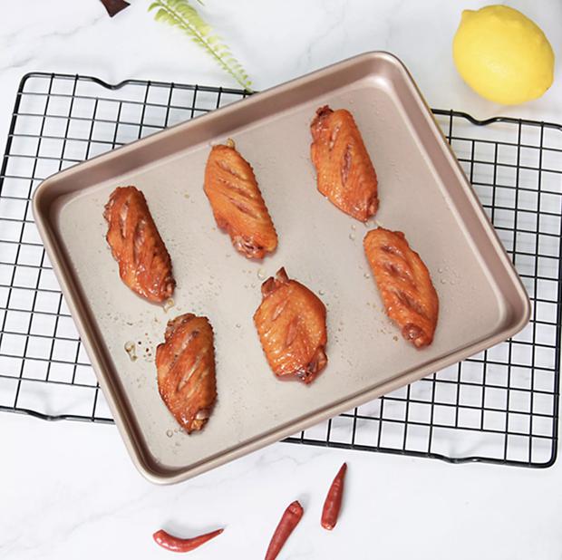 Sắm khay nướng giống Tóc Tiên để làm quen với bộ môn nướng bánh: Xả stress lại tha hồ sáng tạo công thức healthy - Ảnh 11.