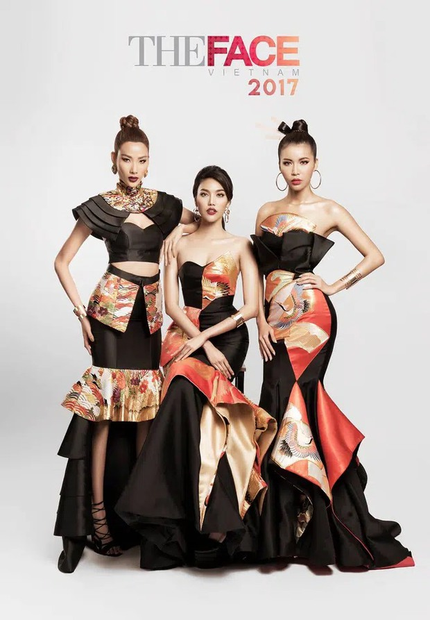 Lan Khuê - Minh Tú - Hoàng Thùy thay nhau vướng drama trong năm 2021, The Face 2017 bị dính lời nguyền chăng? - Ảnh 1.
