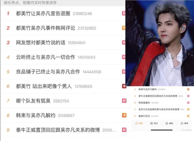 Thành viên EXO bị Ngô Diệc Phàm tố hôi nách là ai? - Ảnh 6.