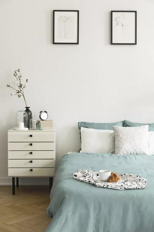 6 quy tắc thiết kế phòng ngủ theo phong thuỷ, làm sai một cái cũng nên sửa ngay - Ảnh 1.