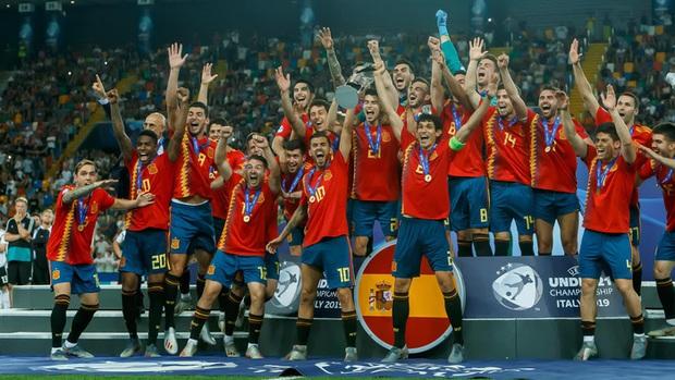 Preview ĐT bóng đá Olympic Tây Ban Nha: Ứng cử viên số 1 cho tấm huy chương vàng - Ảnh 1.