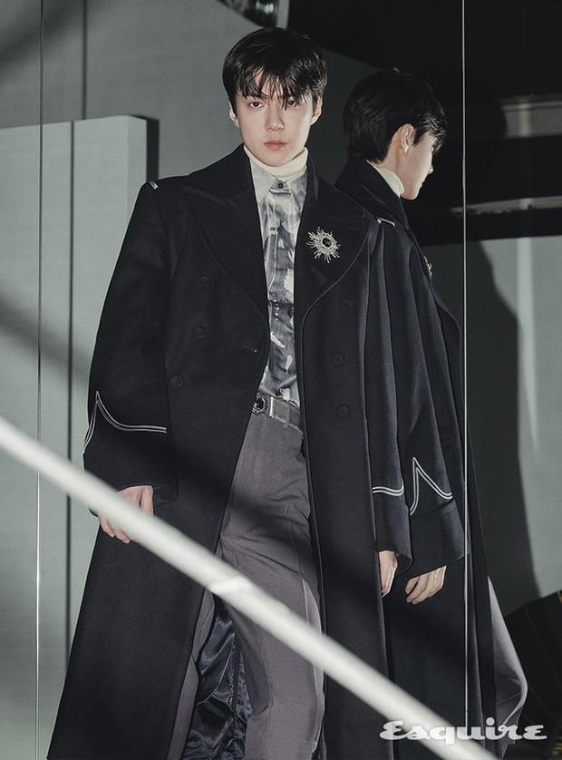 Sehun (EXO) làm đệ cưng của Song Hye Kyo ở phim mới, lâu lắm mới đóng phim lại sắm vai phụ thế này - Ảnh 1.