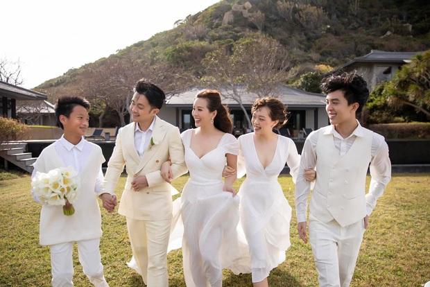 Ngày hết Cô vy, 5 couple Vbiz rộn ràng tổ chức tiệc cưới: Dàn khách mời của Phan Mạnh Quỳnh gây choáng, 1 đôi có luôn con đầu lòng! - Ảnh 8.