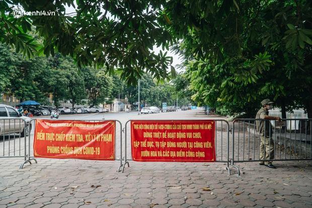 Trong 2 tuần, Hà Nội ghi nhận tổng 200 ca dương tính SARS-CoV-2 tại 19 quận/huyện - Ảnh 1.