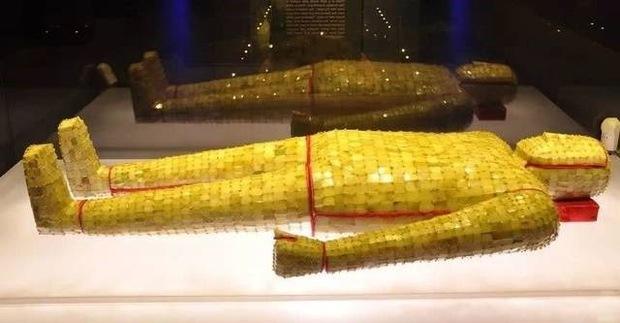 Nam Kinh phát hiện một lăng mộ của 1 nam, 34 nữ; bên trong cất giữ bảo vật khiến các chuyên gia vừa nhìn thấy liền cảm động cay khóe mắt - Ảnh 3.