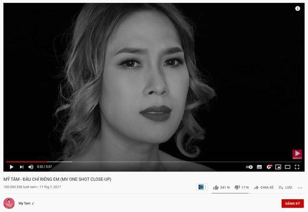 Mỹ Tâm chính thức có MV đầu tiên cán mốc 100 triệu view, nhưng lại là MV được quay nhàn nhất! - Ảnh 2.