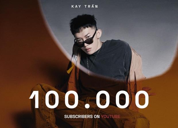 Chưa đến giờ công chiếu MV Nắm Đôi Bàn Tay, nhưng Kay Trần đã thu về một loạt thành tích khủng - Ảnh 3.