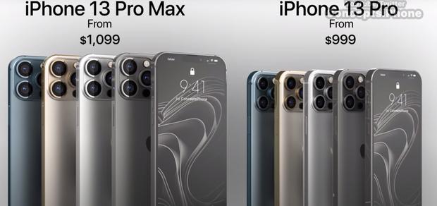 Lộ diện concept iPhone 13 Pro và iPhone 13 Pro Max đẹp mãn nhãn, cực sang xịn mịn - Ảnh 7.