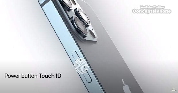 Lộ diện concept iPhone 13 Pro và iPhone 13 Pro Max đẹp mãn nhãn, cực sang xịn mịn - Ảnh 6.