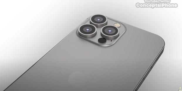 Lộ diện concept iPhone 13 Pro và iPhone 13 Pro Max đẹp mãn nhãn, cực sang xịn mịn - Ảnh 2.