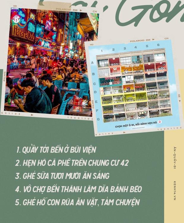 Sài Gòn: 30 điều nhất định PHẢI LÀM sau khi hết dịch, sẽ tuyệt hơn nếu được trải nghiệm cùng… người yêu! - Ảnh 2.